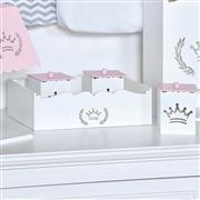 Kit Higiene Coroa Rosa