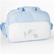 Conjunto de Bolsas Maternidade Amiguinhos da Alegria Azul