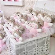 Lembrancinhas Maternidade Boneca Bailarina Rosa