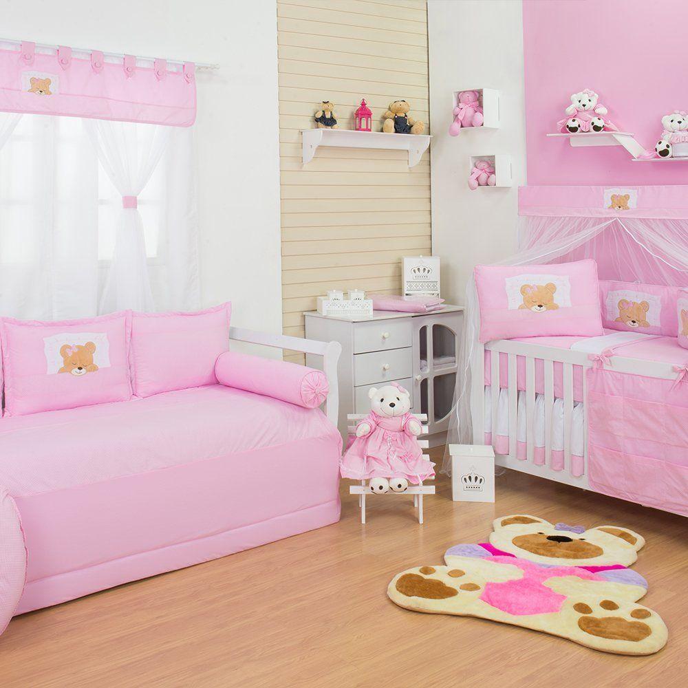 Quarto para Bebê Ursinha Dorminhoca