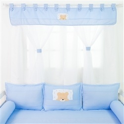 Cortina Ursinho Dorminhoco