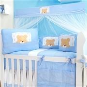 Quarto para Bebê Ursinho Dorminhoco