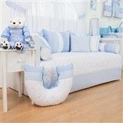 Quarto para Bebê Marina Azul Bebê
