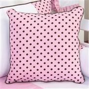 Almofadas Decorativas Família Urso Rosa