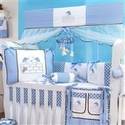 Quarto para Bebê Família Urso Azul