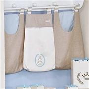Porta Fraldas Varão Royal Azul