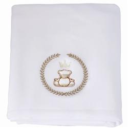 Cobertor de Soft Royal Bege