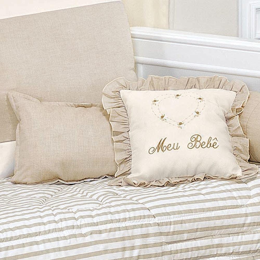 Almofadas Decorativas Royal Bege