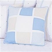 Almofada Decorativa Quadros Guto Azul Bebê