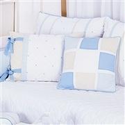 Almofadas Decorativas Guto Azul Bebê