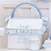 Quarto para Bebê Guto Azul Bebê