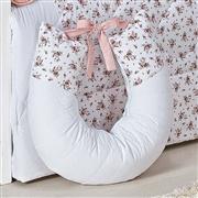Quarto para Bebê Charlotte Floral Salmão