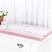 Quarto para Bebê Sem Cama Babá Elegance Rosê