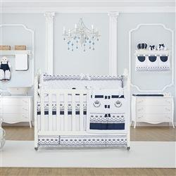 Quarto para Bebê Elegance Marinho