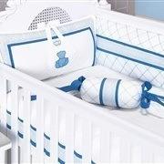 Quarto para Bebê Sem Cama Babá Noble Royal