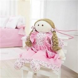 Porta Fraldas Boneca Minha Princesinha