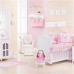 Quarto para Bebê Sem Cama Babá Minha Princesinha
