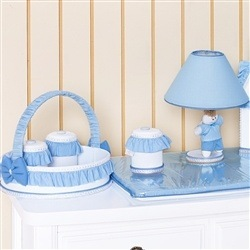 Kit Acessórios Classic Azul