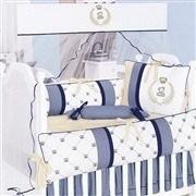 Quarto para Bebê Classic Marinho