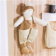 Porta Fraldas Boneco Pequenos Ursos