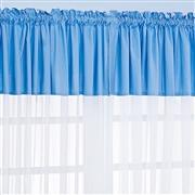 Cortina Realeza Azul