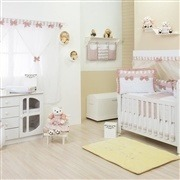 Quarto para Bebê sem Cama Babá Princesa Charlotte