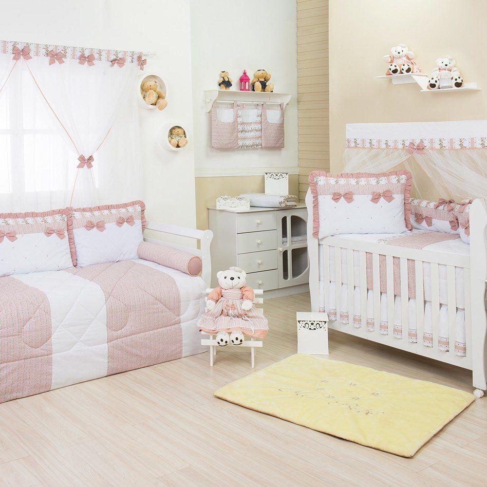 Quarto para Bebê Princesa Charlotte