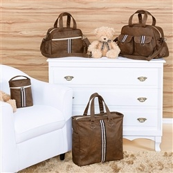 Conjunto de Bolsas Maternidade Siena