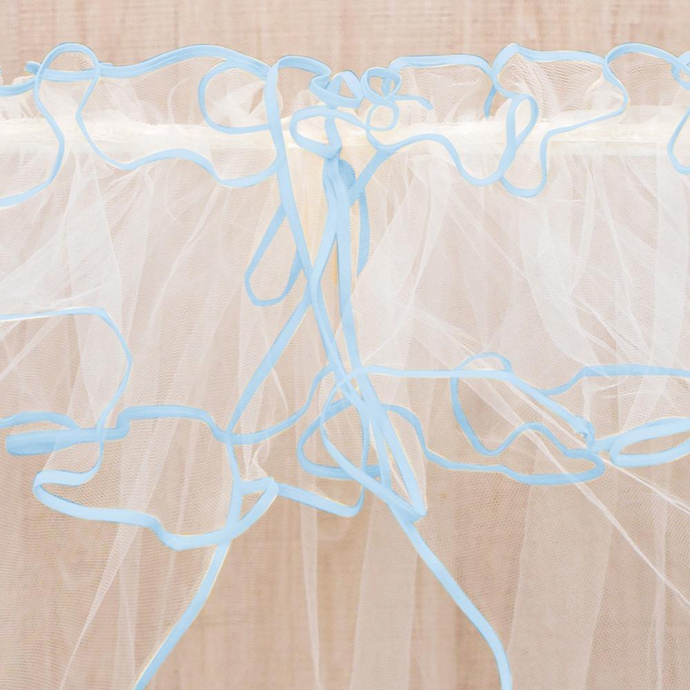 Mosquiteiro de Varal Azul