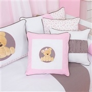 Almofadas Decorativas Ursa Dengosa