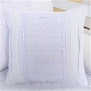 Almofada Decorativa Inglesa Doçura Branco