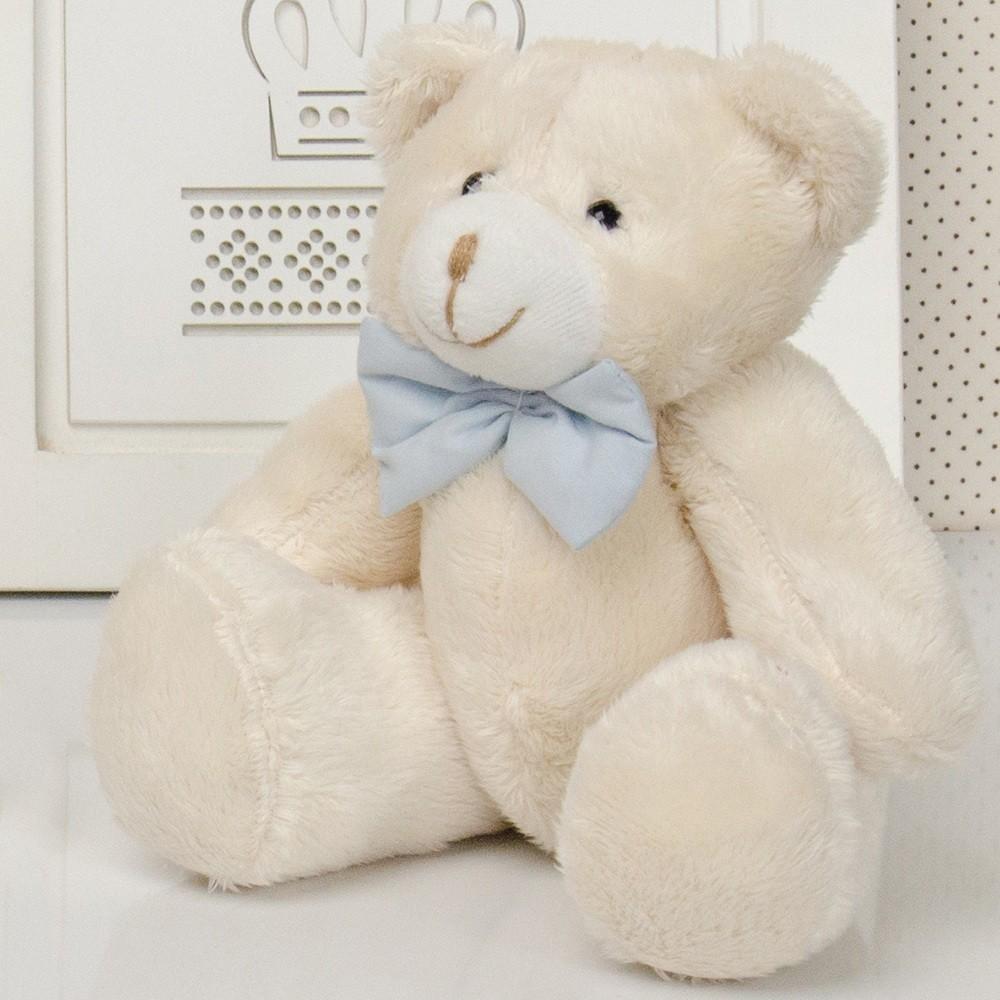 Urso M Palha com Gravata