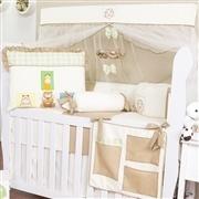 Quarto para Bebê sem Cama Babá Safari