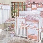 Quarto para Bebê sem Cama Babá Ursinha Dengosa