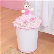 Kit Higiene Bailarina Rosa