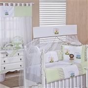 Quarto para Bebê sem Cama Babá Natureza