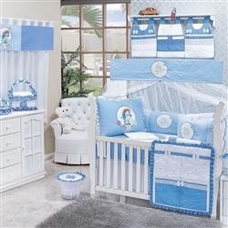 Quarto para Bebê sem Cama Babá Caio