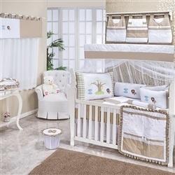 Quarto para Bebê sem Cama Babá Recanto