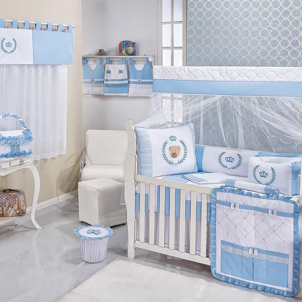 Quarto para Bebê sem Cama Babá Duque