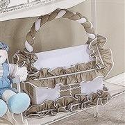 Quarto para Bebê sem Cama Babá Trenzinho com Animais