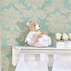 Ursa Porta Cotonete Clean