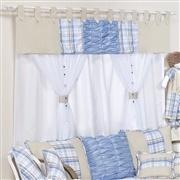 Quarto para Bebê sem Cama Babá King Blue