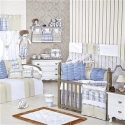 Quarto para Bebê King Blue