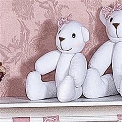 Urso Fofinho M Flor de Liz