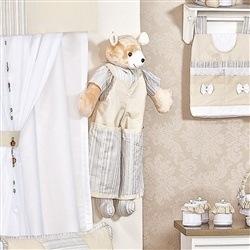 Urso Porta Fraldas Capricho