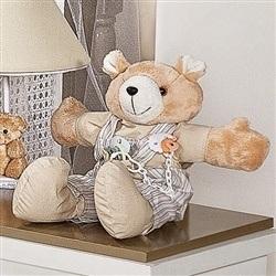 Urso Porta Chupeta Capricho