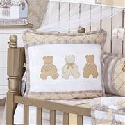 Quarto para Bebê sem Cama Babá Bears
