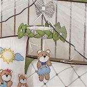 Kit Acessórios Família Urso