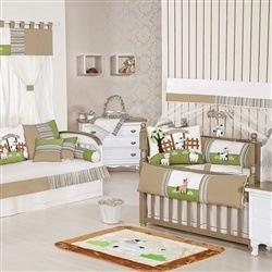 Quarto para Bebê Rancho