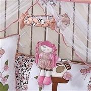 Quarto para Bebê sem Cama Babá Juju